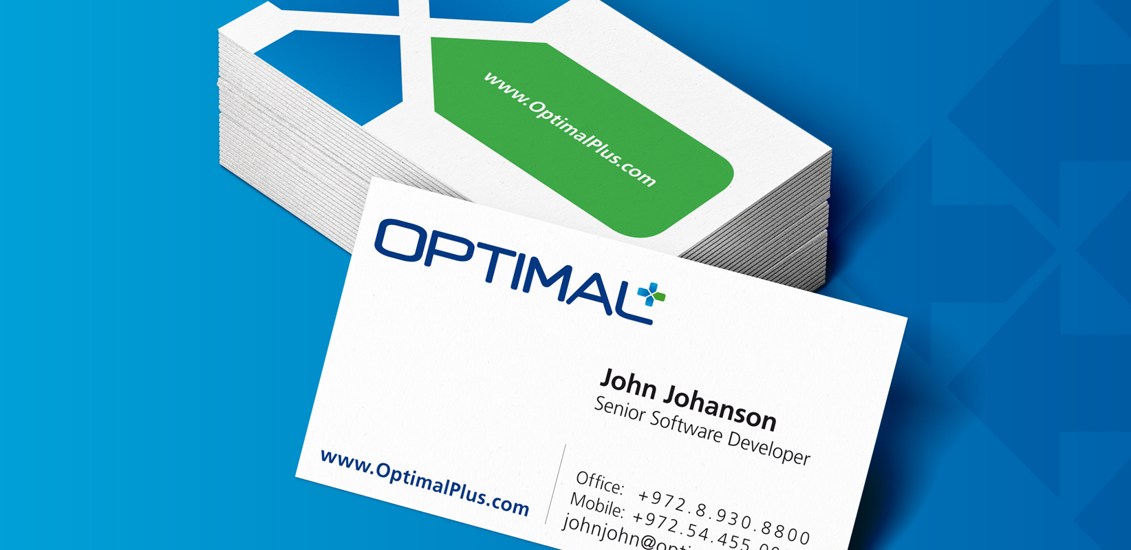 DI Branding & Design - customers - OPTIMAL PLUS