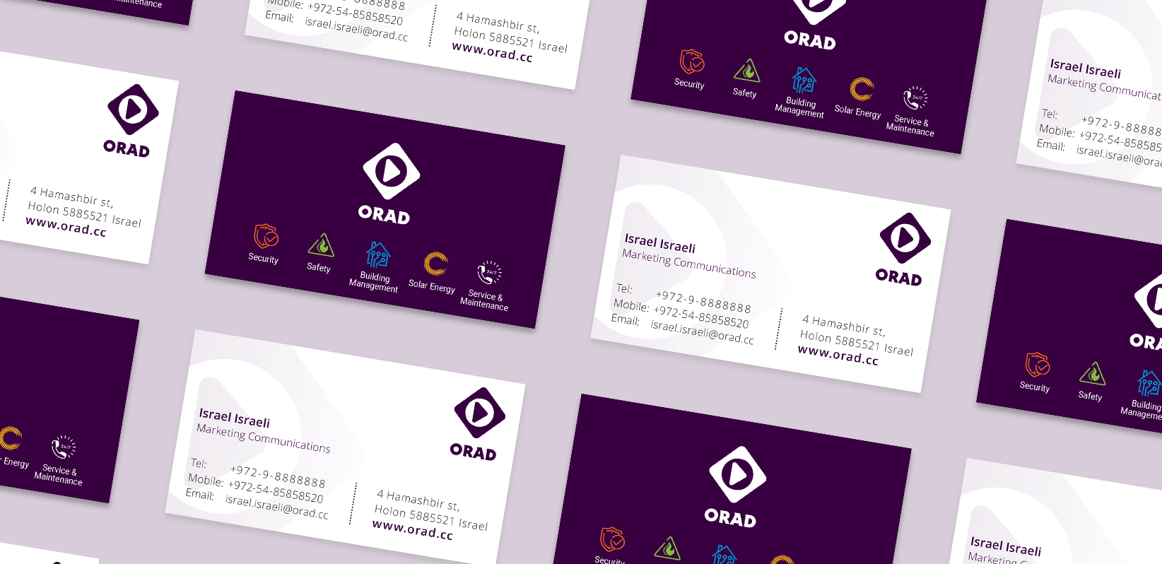 DI Branding & Design - customers - ORAD