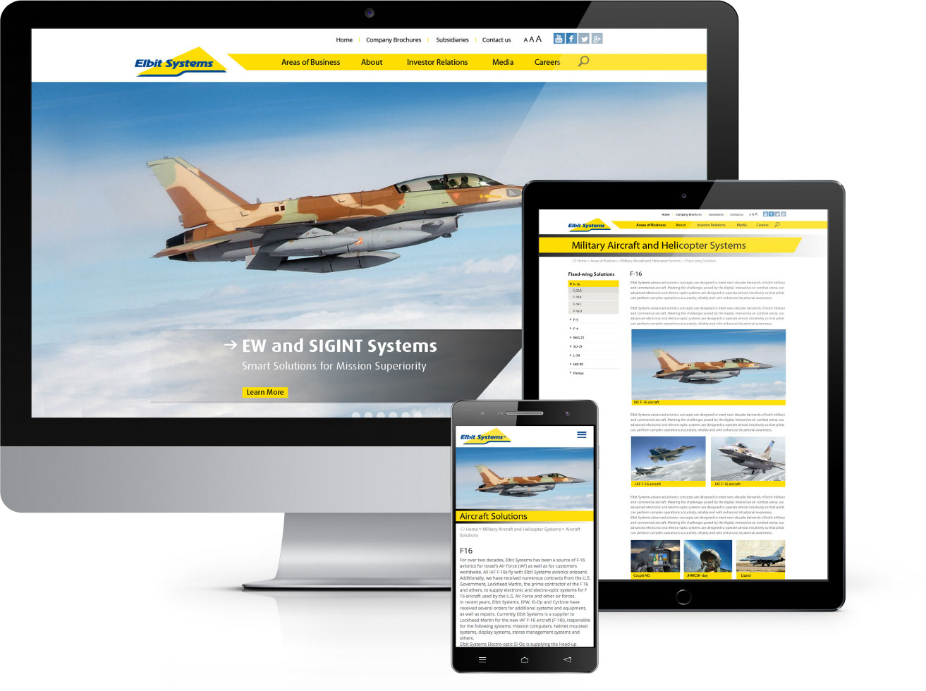 DI Branding & Design - customers - ELBIT SYSTEMS