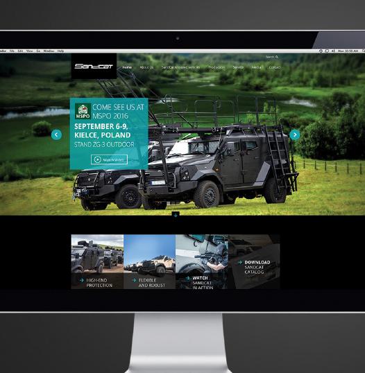 DI Branding & Design - customers - SANDCAT